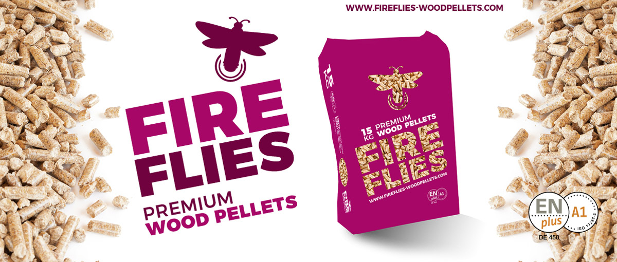 Fireflies premium pellets